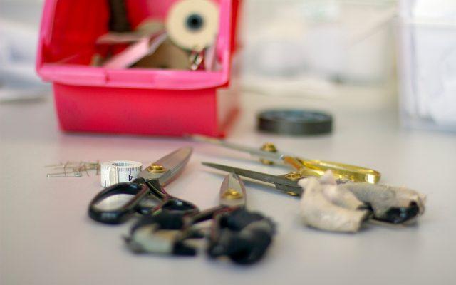 Scissors at 110prozentig
